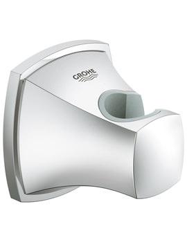 Grohe Spa Grandera Wall Mounted Chrome Hand Shower Holder