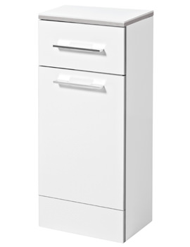 Phoenix Touch 350 x 800mm Floor Standing Storage Cupboard - FH35F