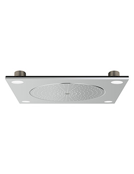 Rainshower F-Series Ceiling Shower With 4 Lights - 27 865 000