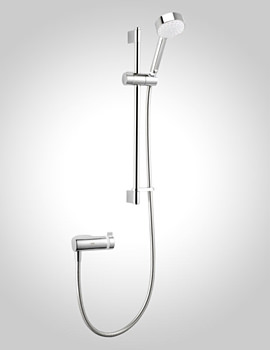 Agile S EV Thermostatic Shower Mixer Chrome