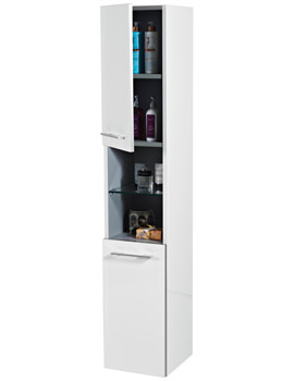 Phoenix Touch 300 x 1620mm Floor Standing Tall Storage Unit -FH30T