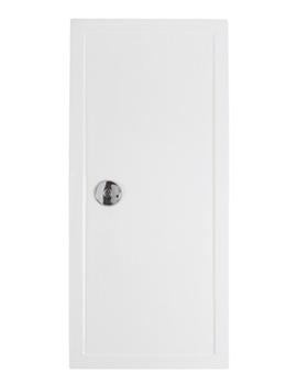Phoenix Rectangular Shower Tray With Waste 1400 x 760mm - ST059