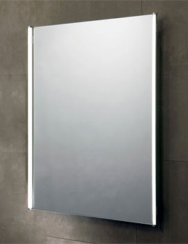 Core 550 x 700mm LED Illuminated Mirror - SLE500