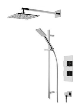 Index Concealed Dual Function Shower Set - SND1610