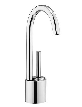 Related Crosswater Tropic Monobloc Basin Mixer Tap Chrome - TP110DNC