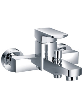 Dekka Wall Or Deck Mounted Bath-Shower Mixer Tap
