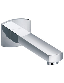 Dekka Wall Mounted 210mm Spout For Basin And Bath