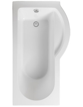 Related Pura Arco Right Hand 1500 x 850mm Shower Bath - PBSBRH15