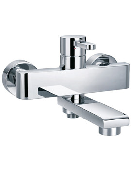 Essence Manual Wall Mounted Bath-Shower Mixer Tap