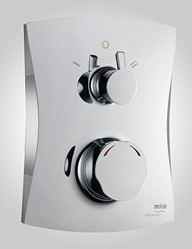 Discovery Built-In Valve With Diverter - 1.1691.001