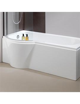 Arco 1500mm Shower Bath Side Panel