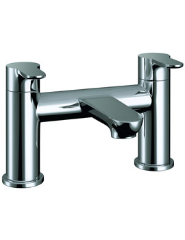 Echo Deck Mounted Bath Filler Tap - ERBF