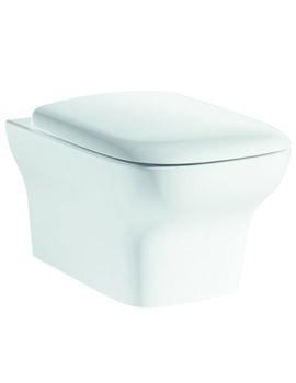 Grace Wall Hung WC Bowl And Soft Close Seat 500mm