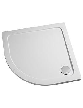 Mira Flight Low Quadrant Shower Tray 1000 x 1000mm