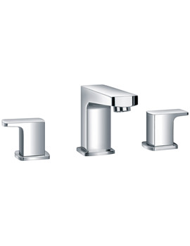 Dekka 3 Hole Deck Mounted Bath Filler Tap - DE3HBF