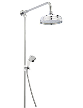Related Ultra Traditional Rigid Riser Shower Kit - A3616