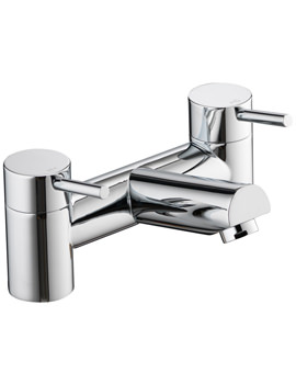 Xcite Deck Mounted Bath Filler Tap - XCBF