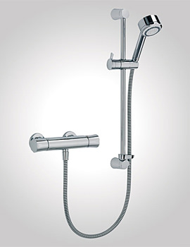 Related Mira Discovery Dual EV Thermostatic Shower Mixer - 1.1609.001