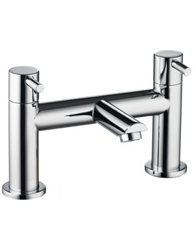 Ivo Deck Mounted Bath Filler Tap - IVBF