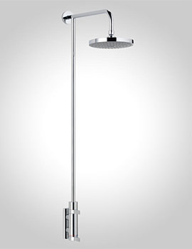 Miniluxe ER Thermostatic Shower - 1.1660.007