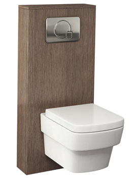 Related Pura Echo Soft Oak Finish WC Cistern Frame Furniture Cover 500mm