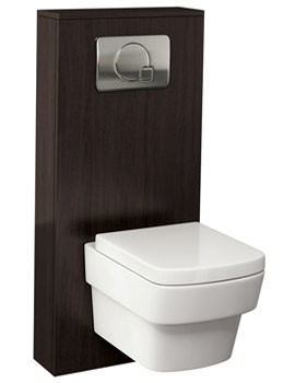 Related Pura Echo Wenge Finish WC Cistern Frame Furniture Cover 500mm