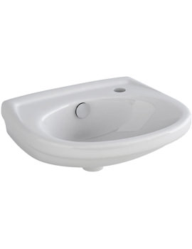 Ivo 360mm 1 Tap Hole Handrinse Basin - LH10191TH