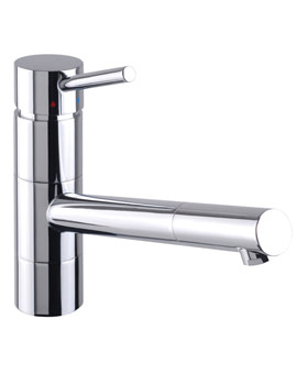 Mayfair Rota Chrome Kitchen Sink Mixer Tap - KIT185
