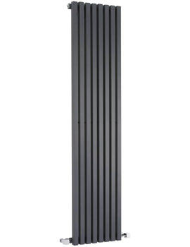 Kinetic Anthracite Designer Radiator 360 x 1800mm - HLA96