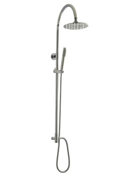 Ultra Zephyr Shower Rigid Riser Kit With Diverter - A366