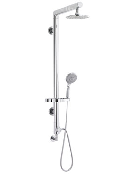Related Ultra Syndicate Shower Kit With Diverter - A3317