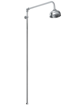 Traditional Rigid Riser Shower Kit - A3170