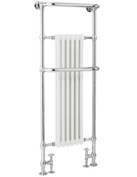 Hudson Reed Brampton 575 x 1500mm Heated Towel Rail - LDR008