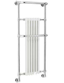 Hudson Reed Brampton 575 x 1365mm Heated Towel Rail - LDR010