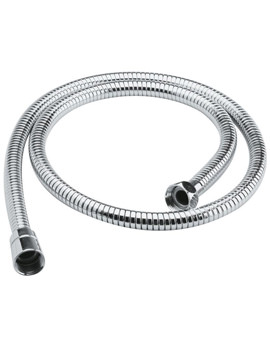 Ultra 1.75 Metre Chrome Flex Shower Hose - A393