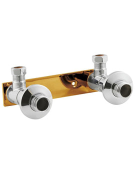 Ultra Fast Fit Bracket For Thermostatic Bar Shower Valves - A313