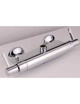 Related Mayfair Wave Thermostatic Bar Shower Valve With Diverter - RDL230