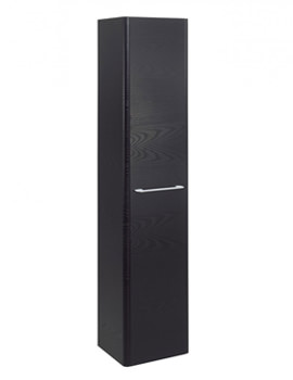 Bauhaus Celeste 350x 1600mm Black Ash Tower Unit - CL3516FBA