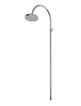 Related Mayfair Series C Adjustable Slider Riser With Shower Head - SCX300
