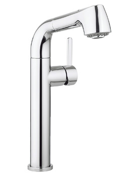 Related Crosswater Cucina Tempo Kitchen Sink Mixer Tap With Pull Out Spray