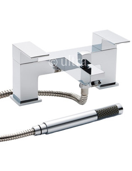 Prospa Deck Mounted Bath Shower Mixer Tap With Kit - PRO344