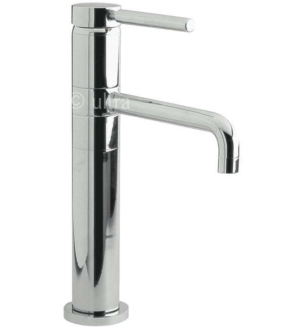 Large Image of Ultra Helix Single Lever High Rise Mono Basin Mixer Tap - PK370