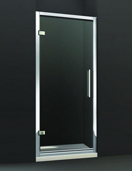 8 Series 760 x 1950mm Hinge Shower Door - M81210