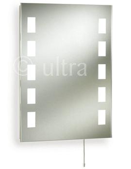 Related Ultra Argenta Portrait Backlit Mirror 600 x 800mm - LQ385
