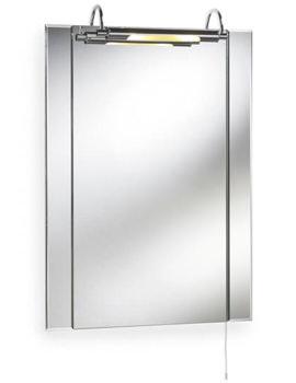 Pallas Bathroom Mirror With Light 550 x 720mm - LQ305
