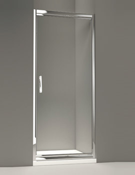 8 Series 760mm Infold Shower Door - M84410