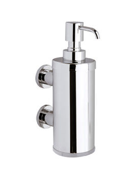 Montana Chrome Lotion Bottle - 6744C