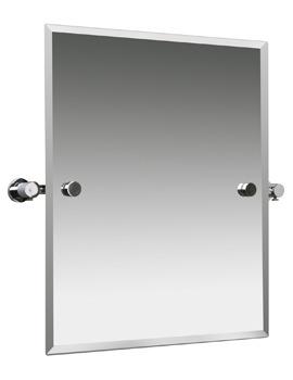 Montana 500 x 500mm Swivel Mirror - 6741C