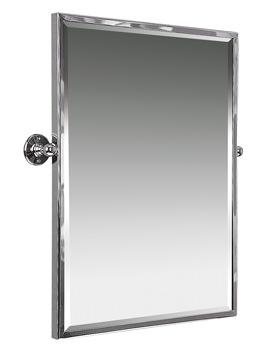 Classic 545 x 610mm Framed Swivel Mirror - 642C