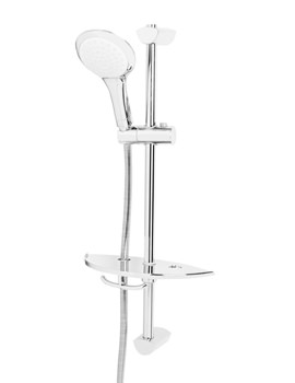 Evo Shower Kit With Single Function Handset